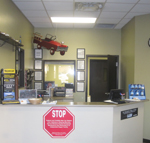 auto repair shop counter orchard park